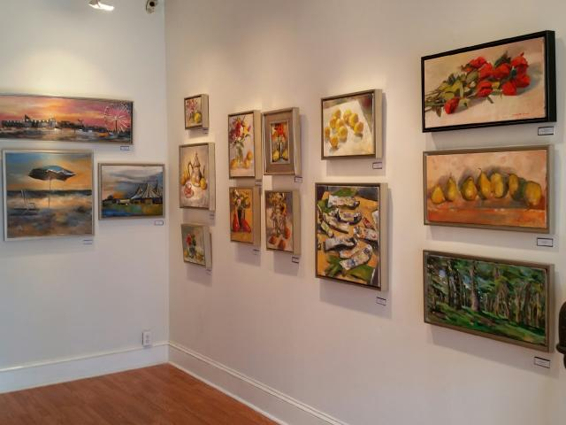 Judith McCabe Jarvis Works