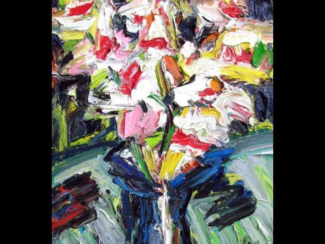 Flowers, Brady, 26 x 34, Oil