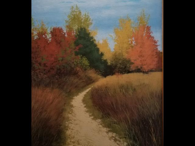 Sandy Path by Gary Kresge